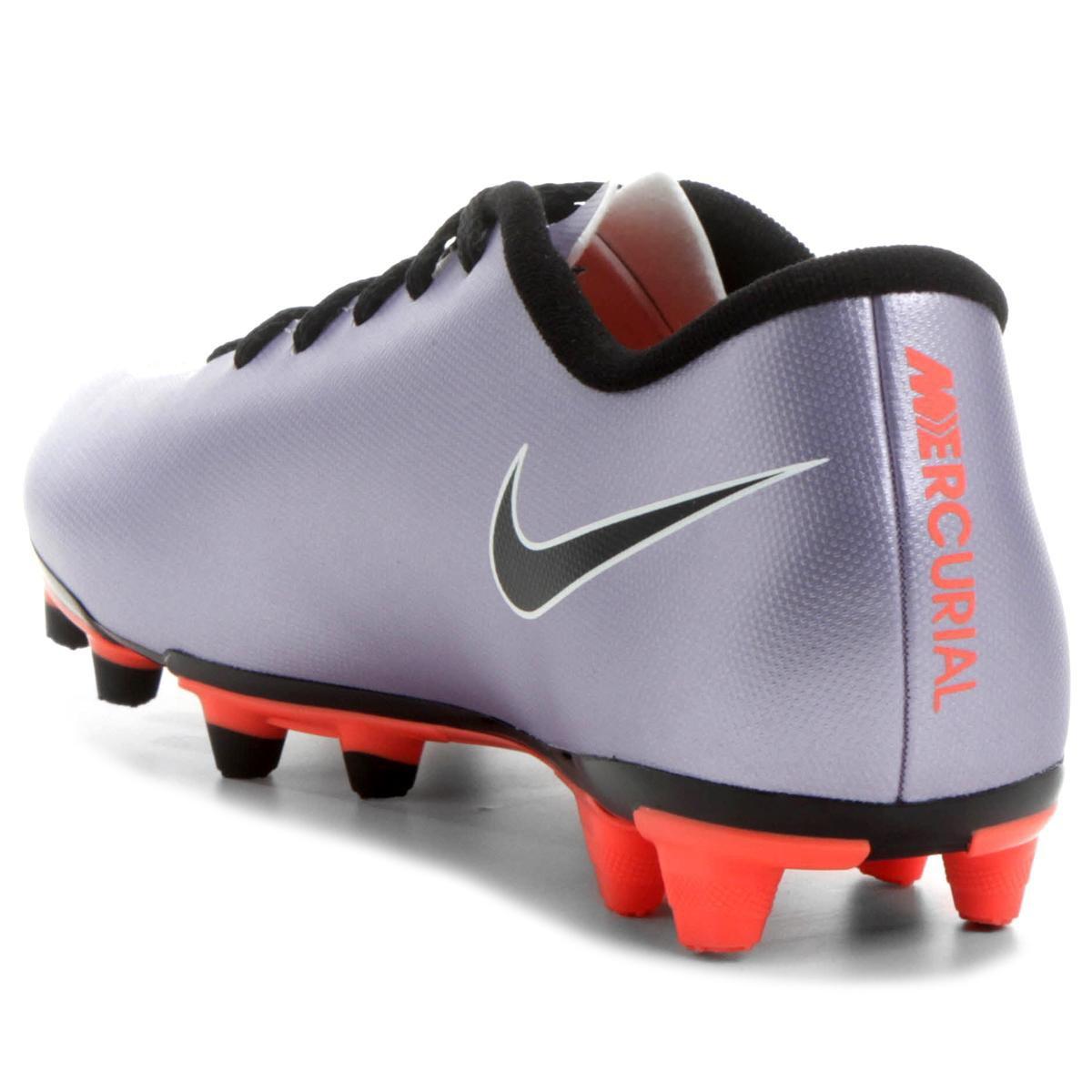 Chuteira Campo Nike Mercurial Vortex 2 FG Masculina - Compre Agora ... fbe0b8b20f8d4