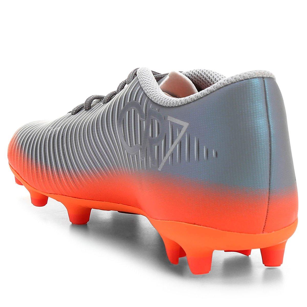 3273e978b9 Chuteira Campo Nike Mercurial Vortex 3 CR7 FG - Compre Agora