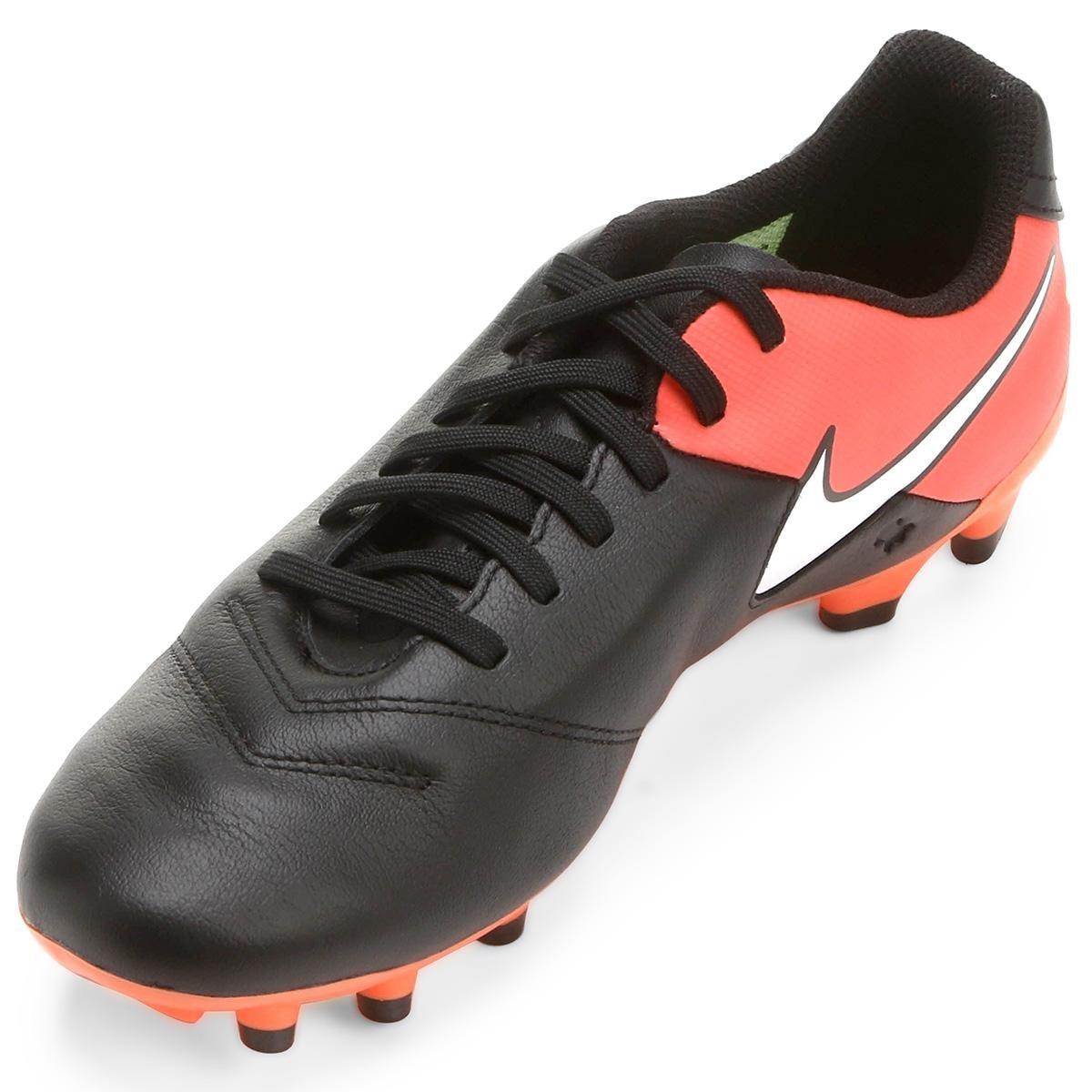 7fdb7fa098 Chuteira Campo Nike Tiempo Genio 2 Leather FG - Compre Agora
