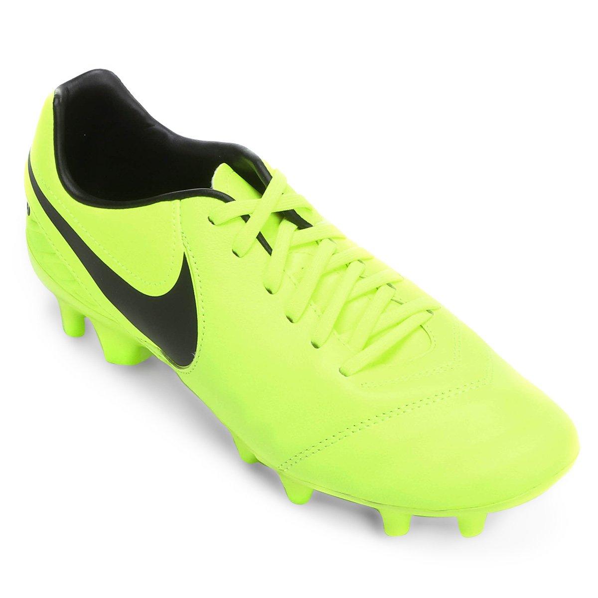 e4aff672ff Chuteira Campo Nike Tiempo Mystic 5 FG - Compre Agora