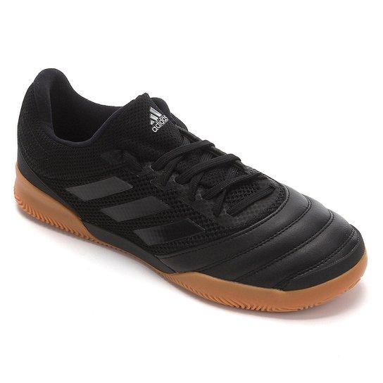 Chuteira Futsal Adidas Copa 19 3 IN - Preto