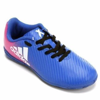 Chuteira Futsal Adidas X 16 4 IN