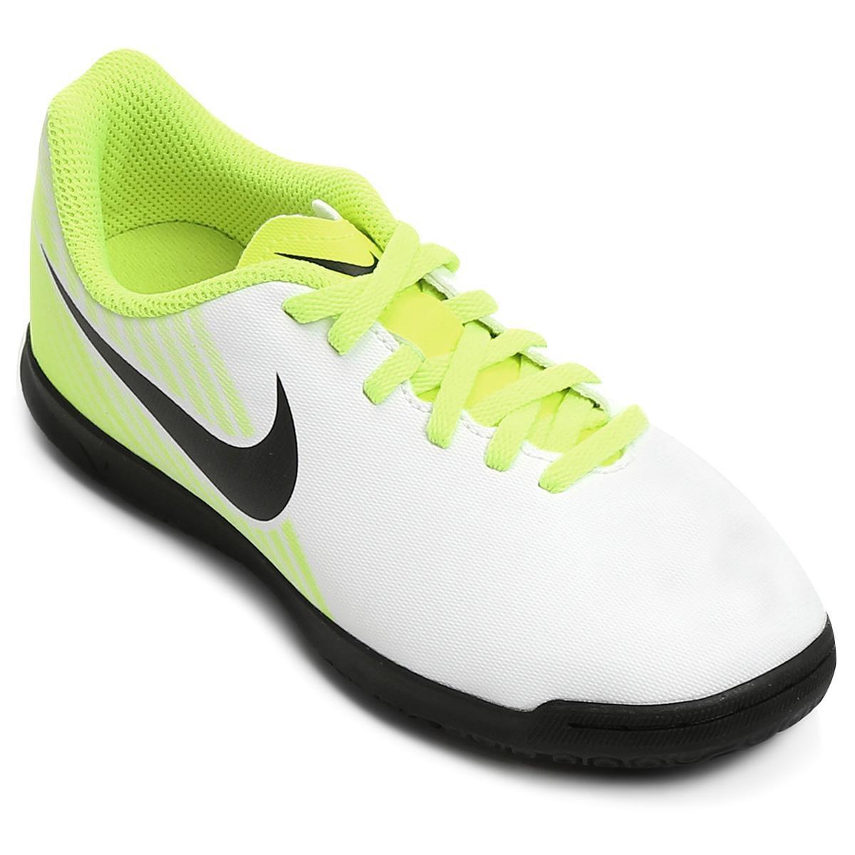 57f9bed1e302d Chuteira Futsal Infantil Nike Magista Ola II IC - Compre Agora ...