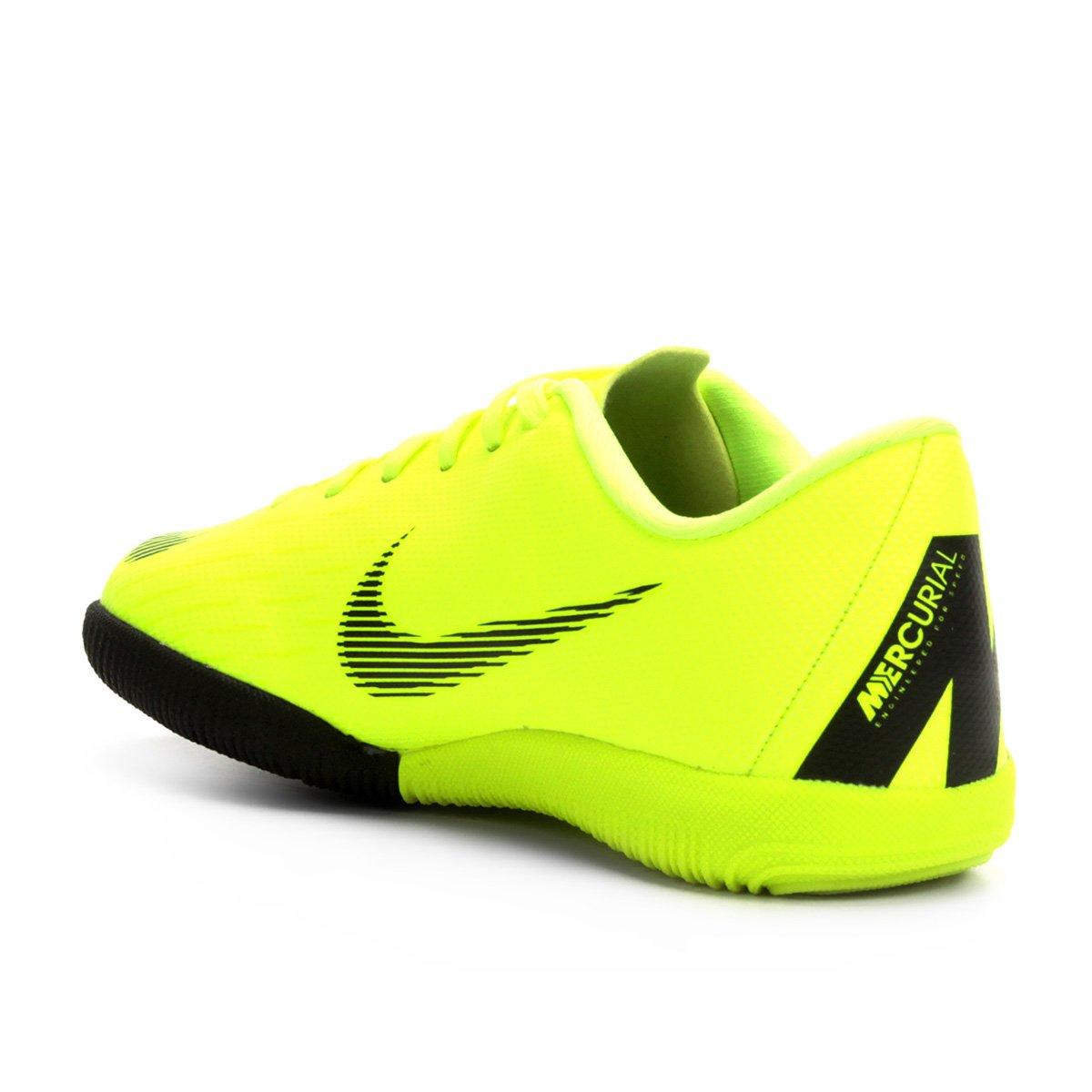 ... Chuteira Futsal Infantil Nike Mercurial Vapor 12 Academy GS IC ... da0d2035c49ab