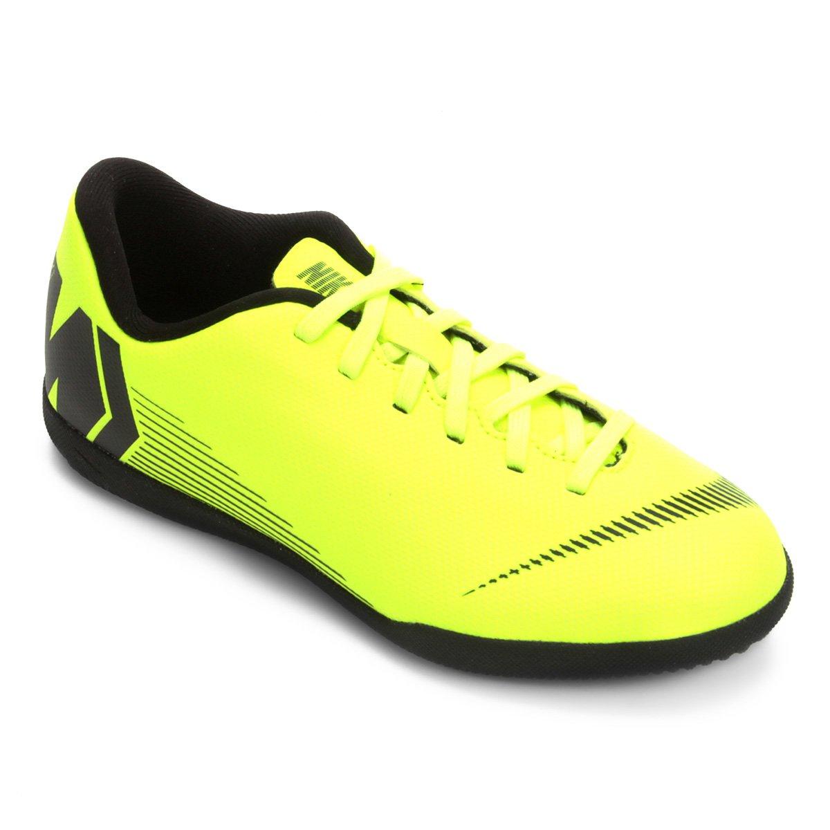 6662cb1ecd Chuteira Futsal Infantil Nike Mercurial Vapor 12 Club - Compre Agora ...