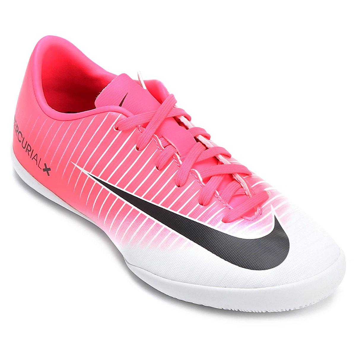 9e6b209a56 Chuteira Futsal Infantil Nike Mercurial Vapor XI IC - Compre Agora ...