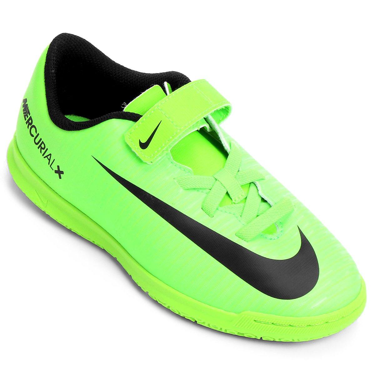 Chuteira Futsal Infantil Nike Mercurial Vortex 3 IC - Compre Agora ... 2a9d3c801d561