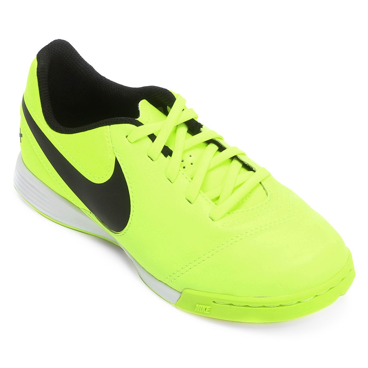 Chuteira Futsal Infantil Nike Tiempo Rio 3 IC - Compre Agora  09c77c8a47985