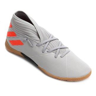 Chuteira Futsal Juvenil Adidas Nemeziz 19 3 IN