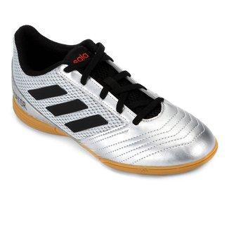 Chuteira Futsal Juvenil Adidas Predator 19 4 IN