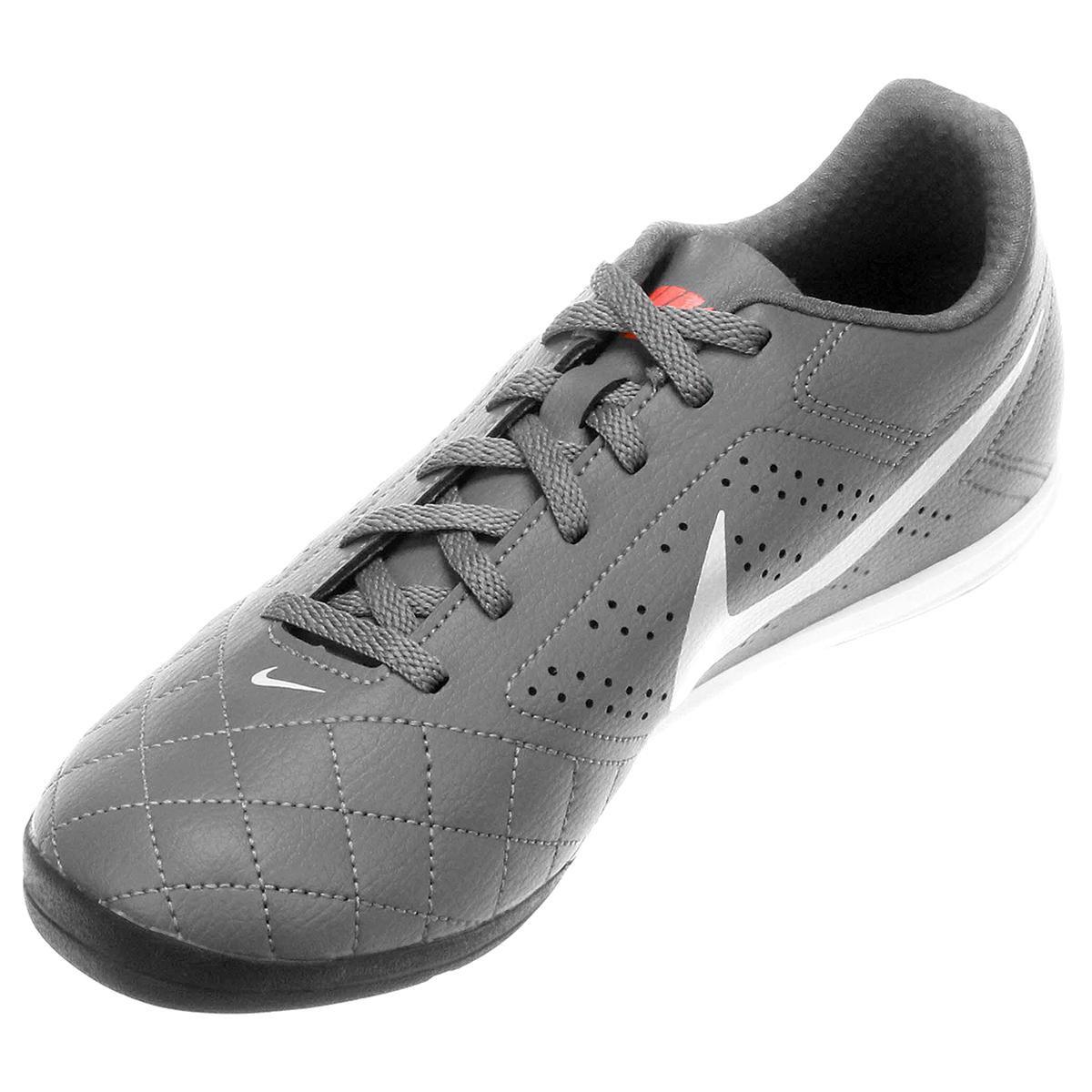 Chuteira Futsal Nike Beco 2 Cinza Compre Agora Dafiti 87d37b5ca9c6d