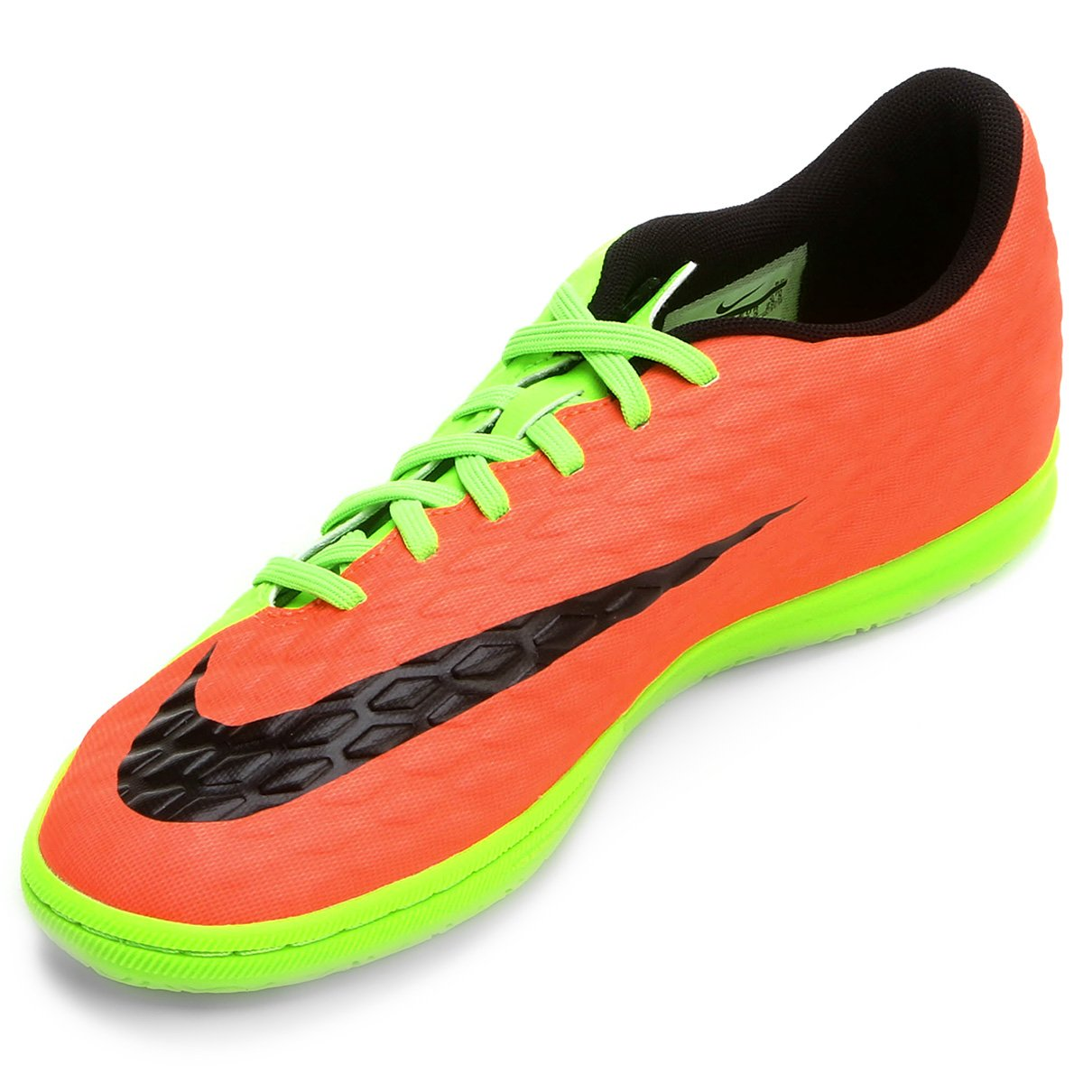 a7a1cd69c4 Chuteira Futsal Nike Hypervenom Phade 3 IC - Compre Agora