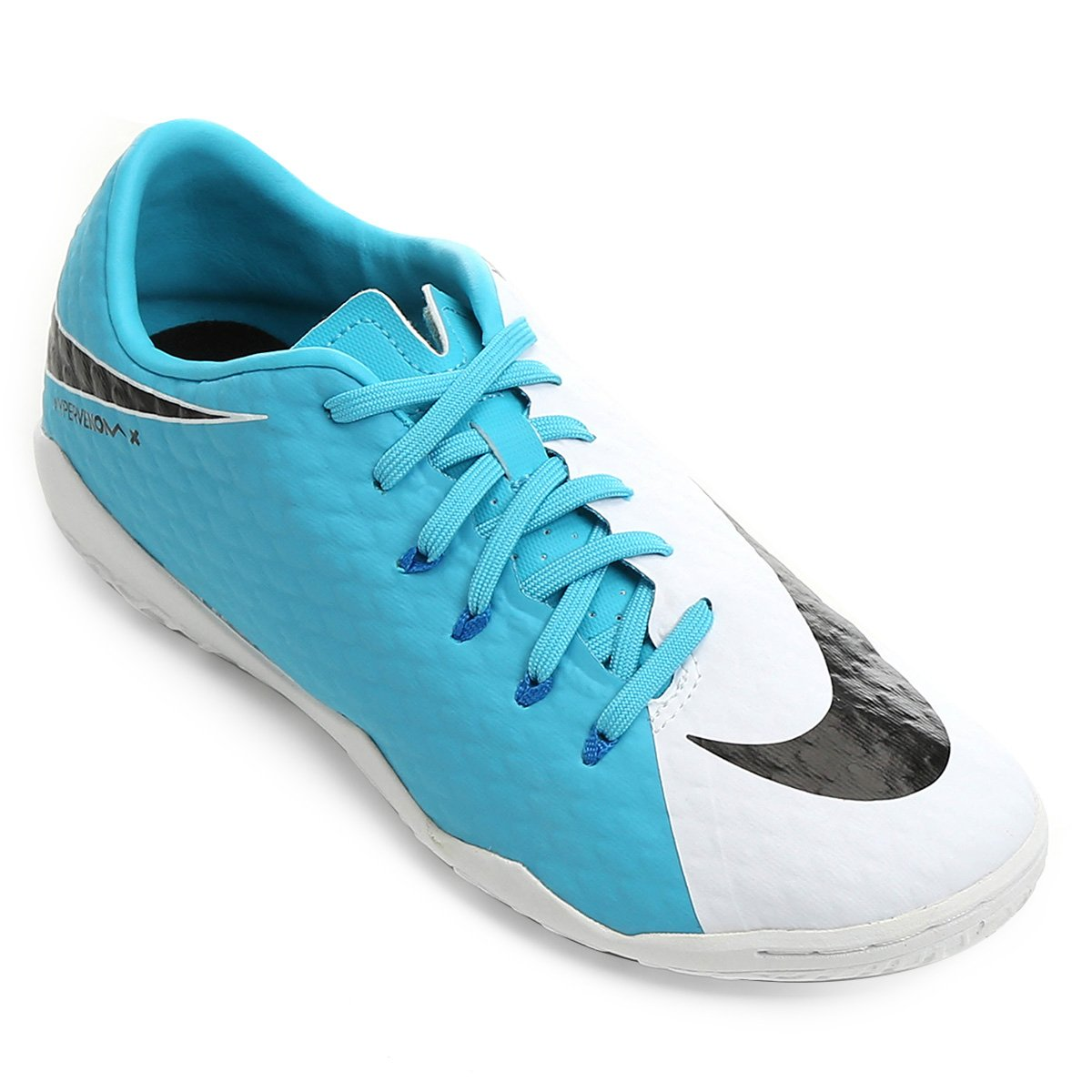 7b8f11b6d6 Chuteira Futsal Nike Hypervenom Phelon 3 IC