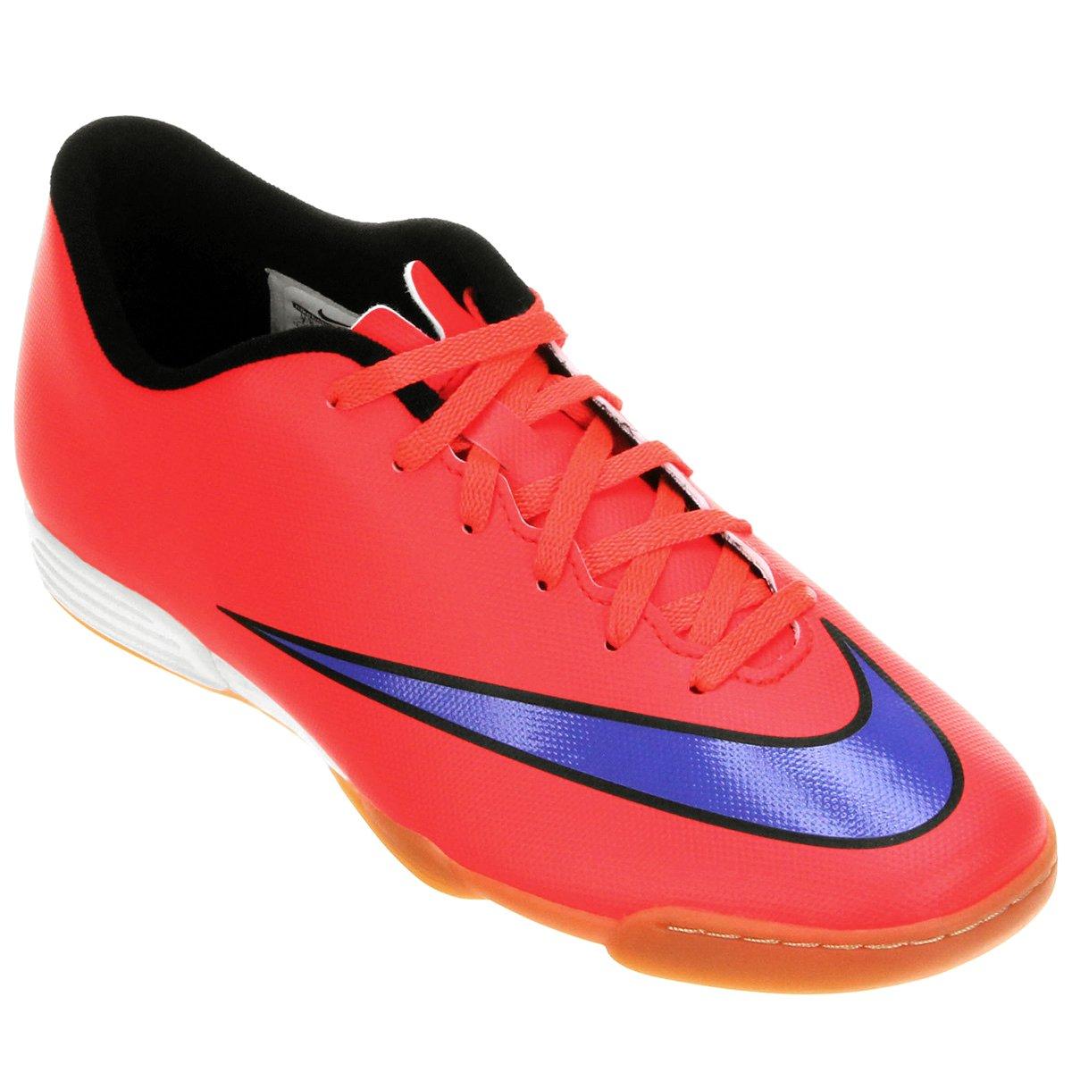 Chuteira Futsal Nike Mercurial Vortex 2 IC - Compre Agora  b703b269ef544