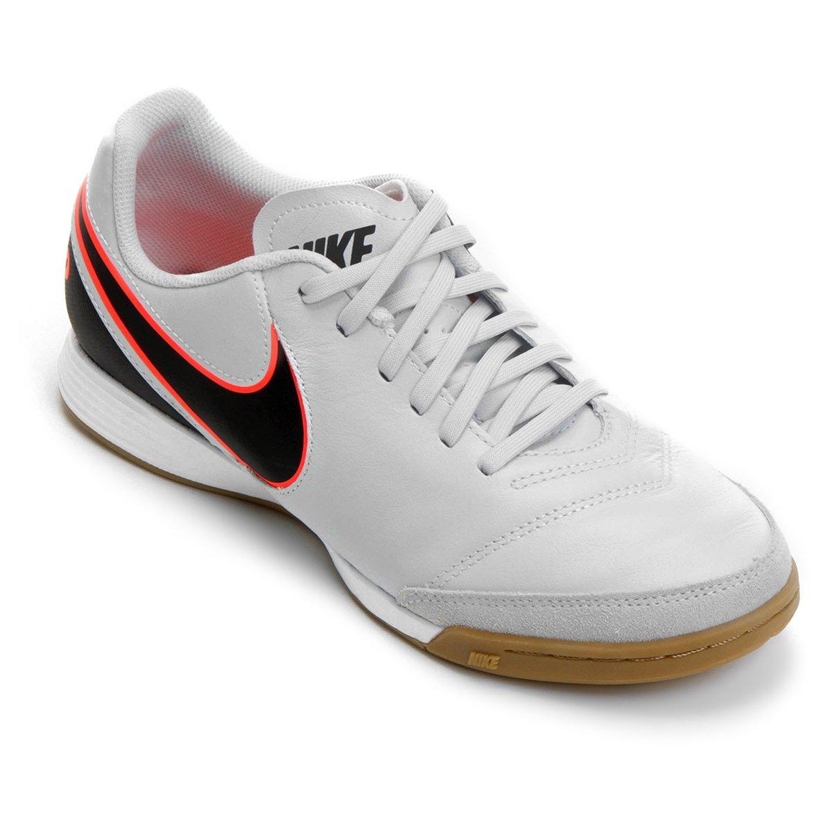 Chuteira Futsal Nike Tiempo Genio 2 Leather IC Masculina - Compre Agora  c0d398704f897