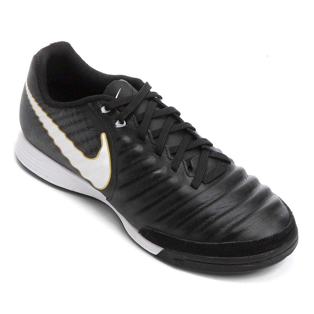 7ea7a08011 Chuteira Futsal Nike Tiempo Ligera 4 IC - Compre Agora