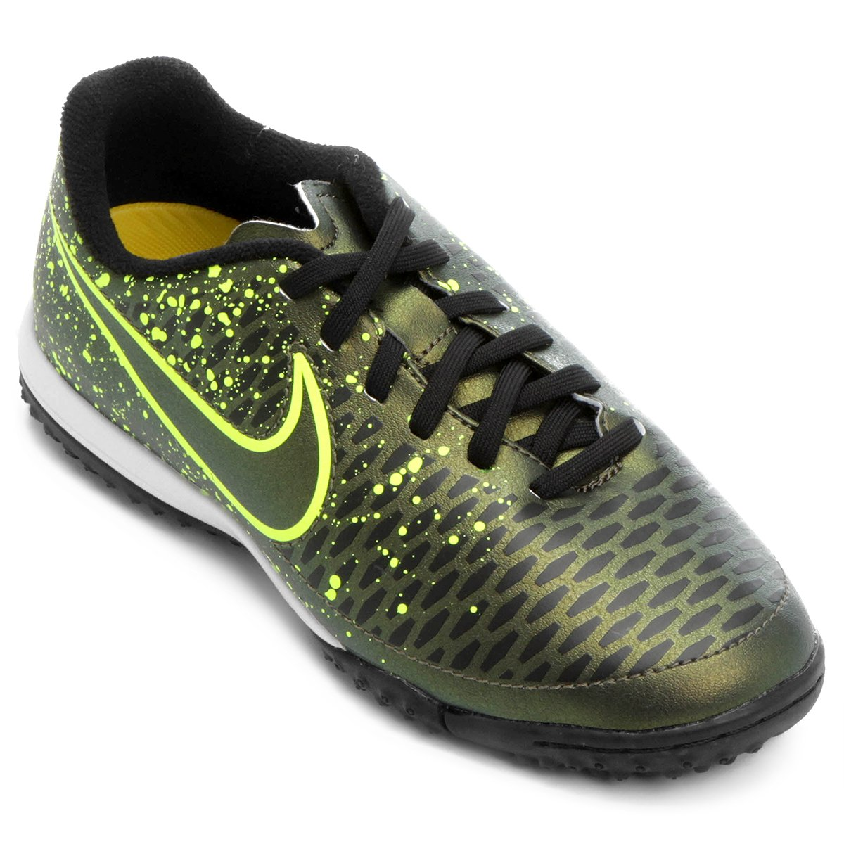 Chuteira Nike Magista Onda TF Society Infantil - Compre Agora  995034b8cbf20