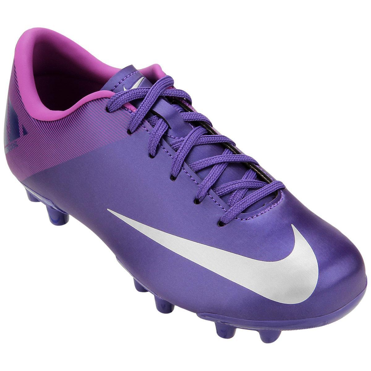 8231e8886b821 Chuteira Nike Mercurial Victory 2 FG Infantil   Loja do Inter