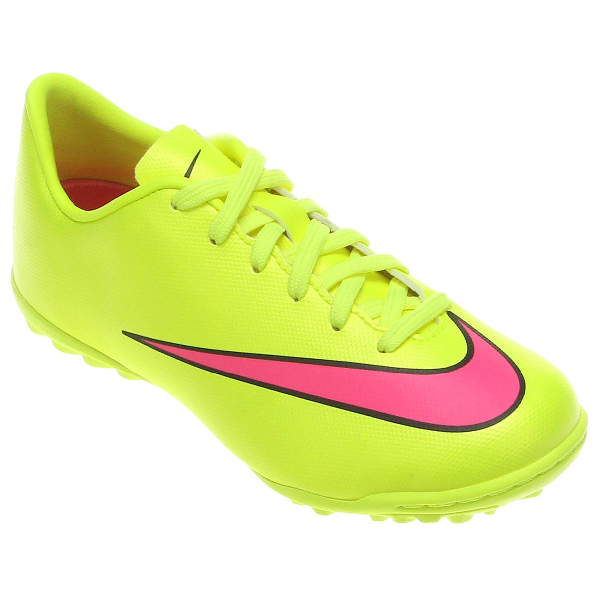 71fadc8742b0e ... spain chuteira nike mercurial victory 5 tf society infantil verde  limopink 453cd fa9d2