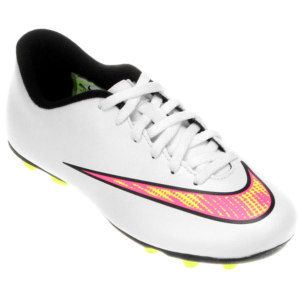 948e75901d995 Chuteira Nike Mercurial Vortex 2 FG Campo Infantil | Loja do Inter