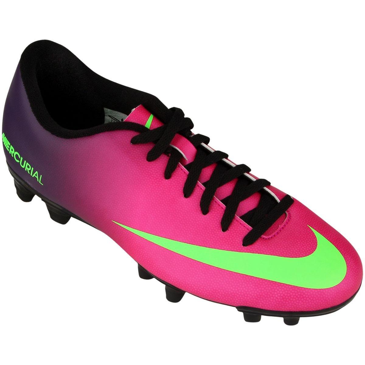 ab48e9bcdfae2 Chuteira Nike Mercurial Vortex FG | Loja do Inter