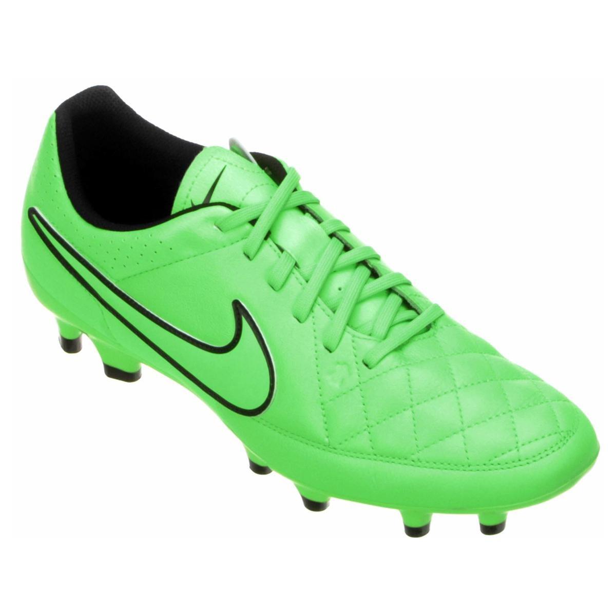 4b4ef5d221 Chuteira Nike Tiempo Gênio Leather FG Campo