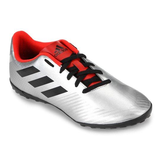 Chuteira Society Adidas Artilheira III TF - Preto