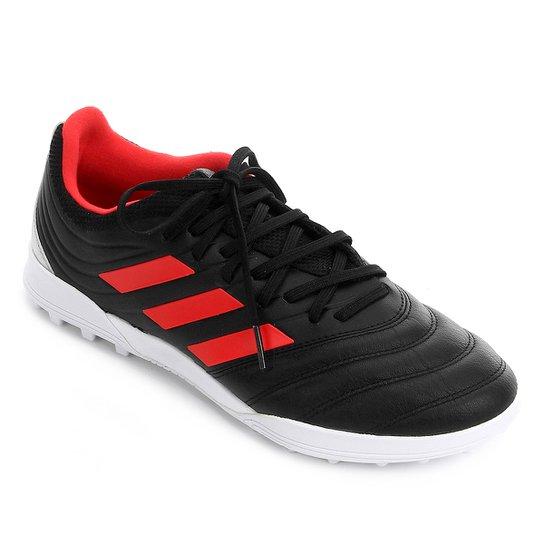 Chuteira Society Adidas Copa 19 3 TF - Preto