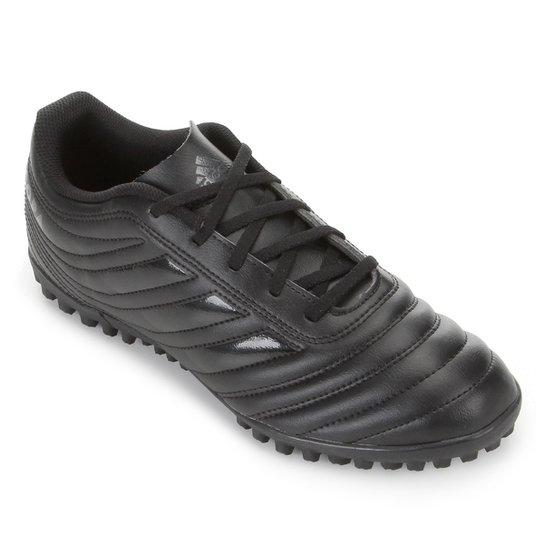 Chuteira Society Adidas Copa 20 4 TF - Preto