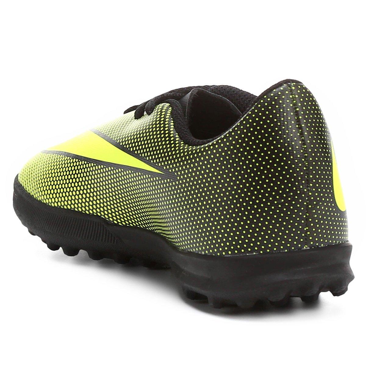 Chuteira Society Infantil Nike Bravata 2 TF - Compre Agora  7872da3dcfd82