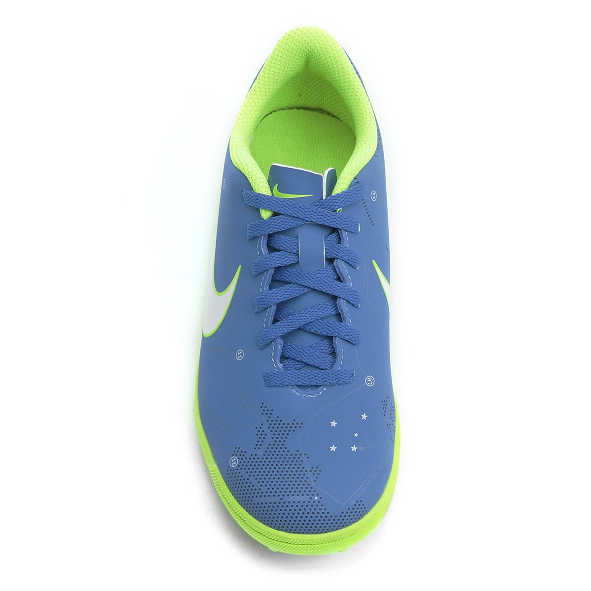 Chuteira Society Infantil Nike Mercurial Vortex 3 Neymar Jr TF ... 8d2562b39ff51