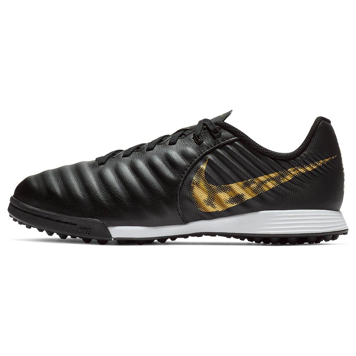 30aa00f0f Chuteira Society Infantil Nike Tiempo Legend 7 Academy TF - Compre Agora