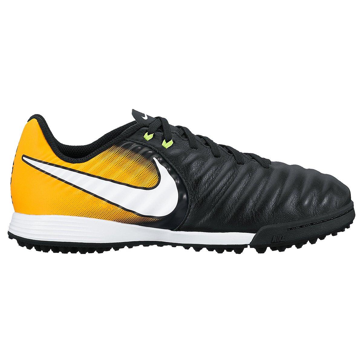 5af7984440d27 Chuteira Society Infantil Nike Tiempo Ligera 4 TF - Compre Agora ...