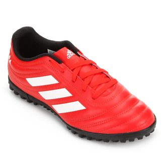 Chuteira Society Juvenil Adidas Copa 20 4 TF