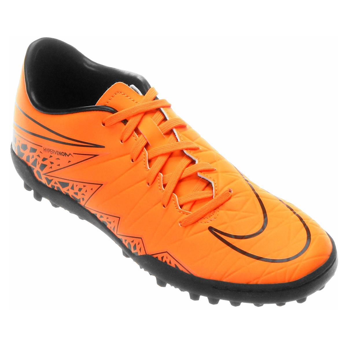 Chuteira Society Nike Hypervenom Phelon 2 TF - Compre Agora  d971de228dcfb