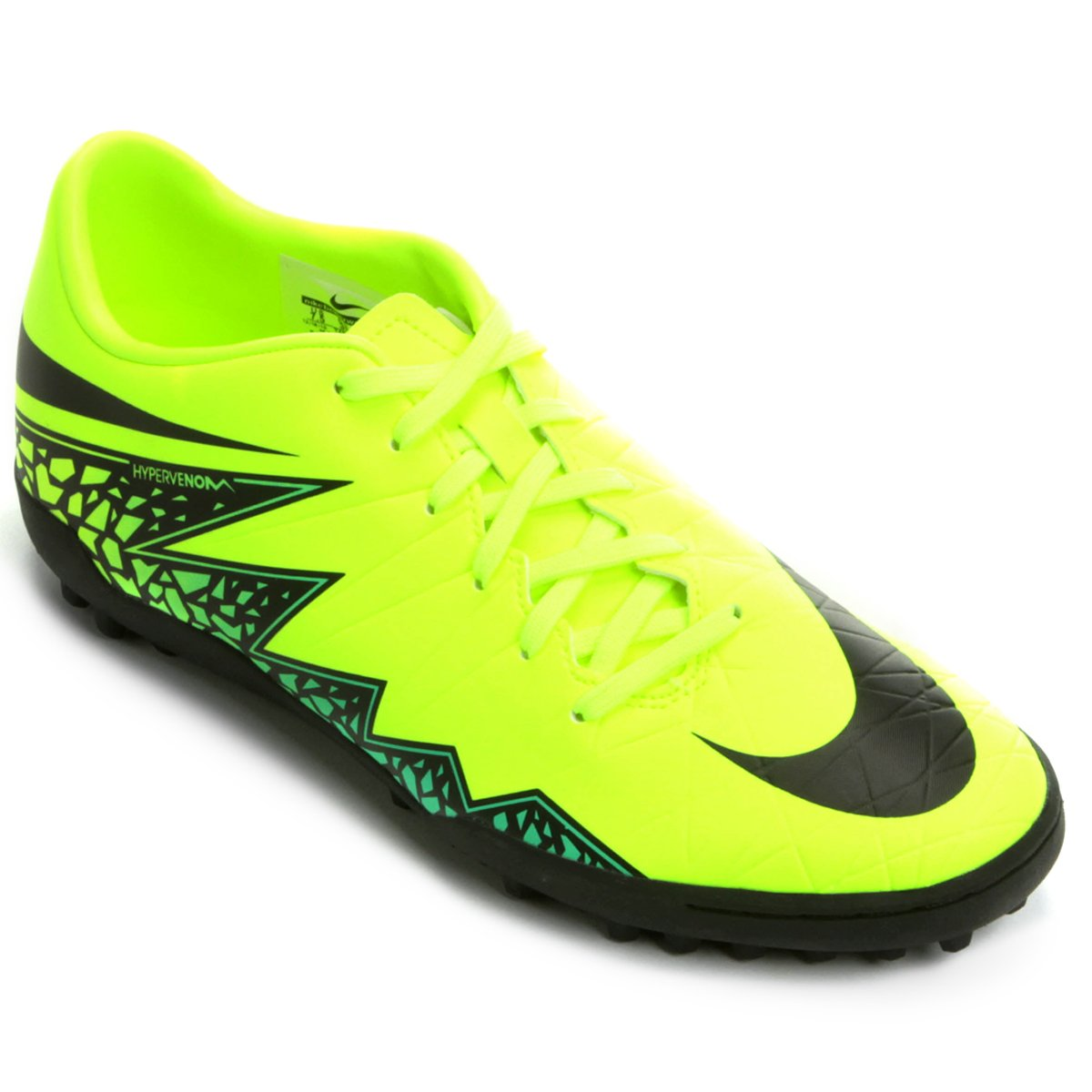 Chuteira Society Nike Hypervenom Phelon 2 TF - Compre Agora  7ade07c86b383