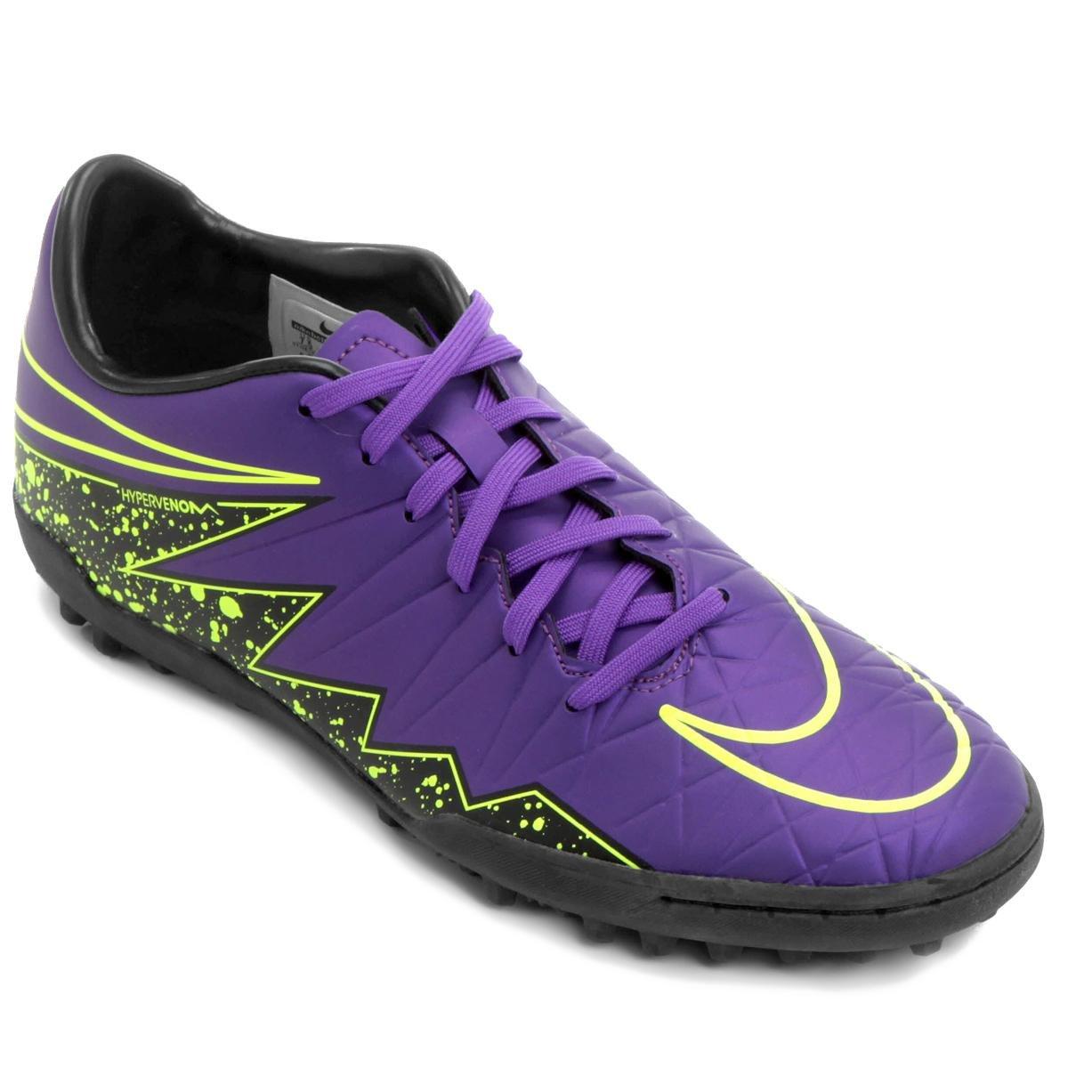 online retailer 70f9c ea3a8 Chuteira Society Nike Hypervenom Phelon 2 TF   Loja do Inter