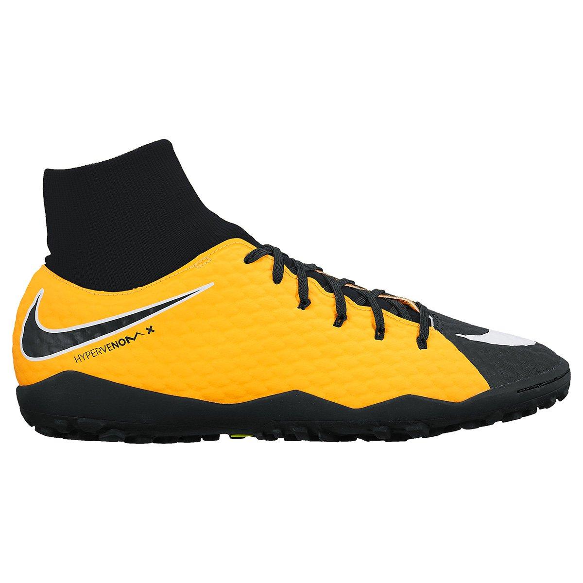 adf73c2c77278 Chuteira Society Nike Hypervenom Phelon 3 DF TF - Compre Agora ...