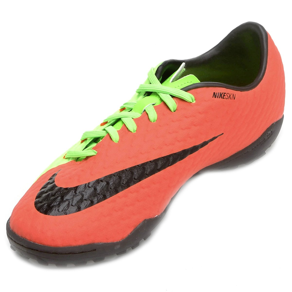Chuteira Society Nike Hypervenom Phelon 3 TF - Compre Agora  fae3cbd7a0aa4