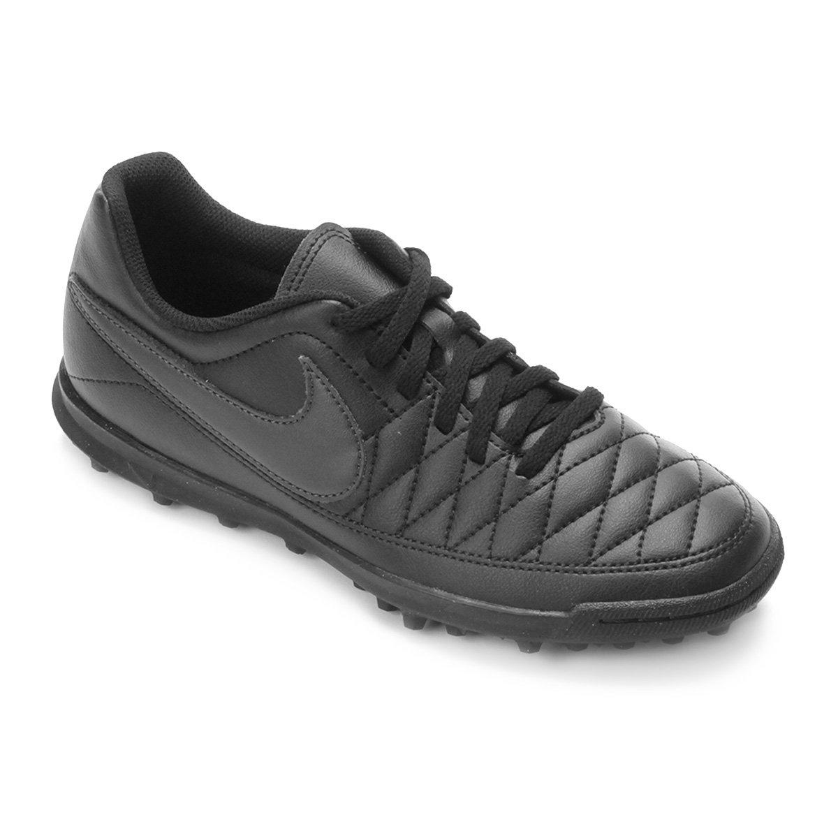 07076ed6e111b Chuteira Society Nike Majestry TF - Preto | Loja do Inter