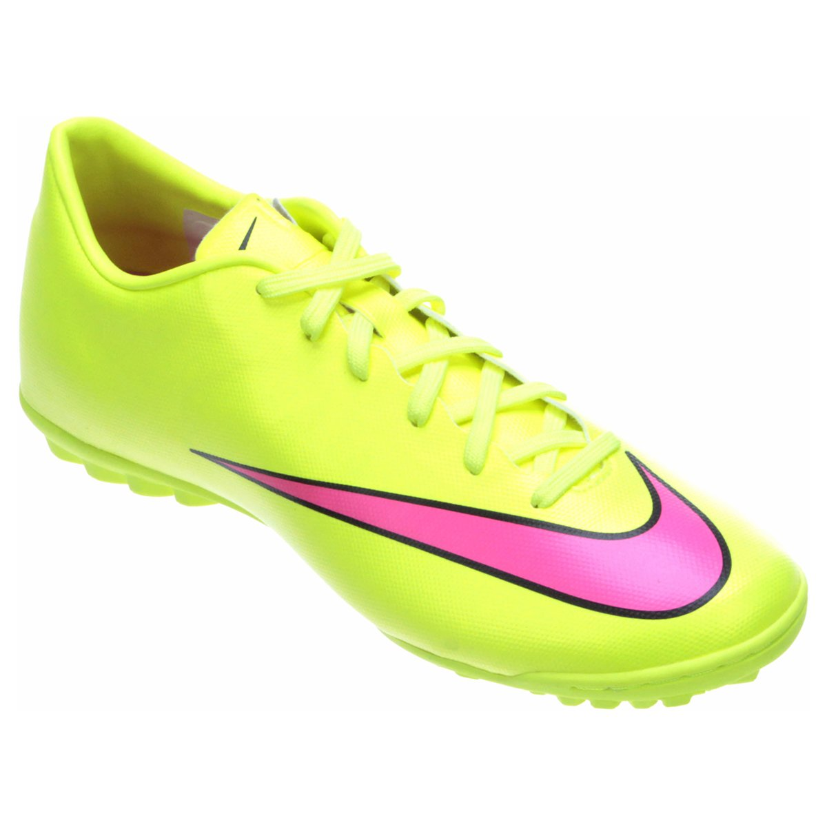 487e4c389caab ... coupon for chuteira society nike mercurial victory 5 tf masculina verde  limo e pink 772e4 86795
