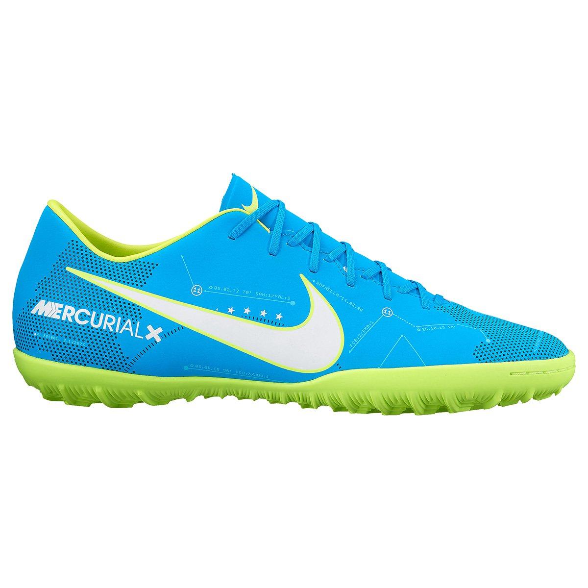 Chuteira Society Nike Mercurial Victory 6 Neymar Jr TF - Compre ... b71de950d6cbe