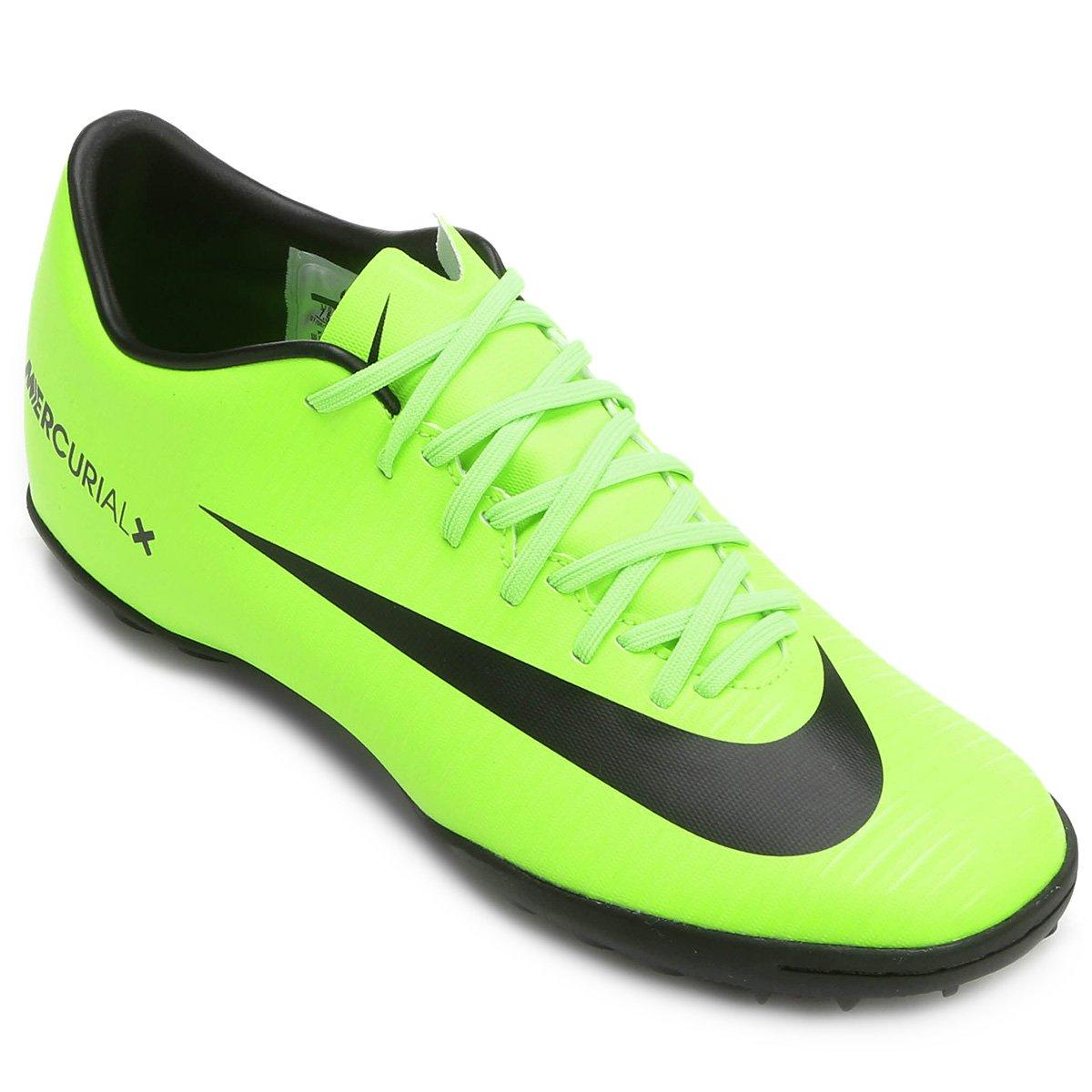 1151373f08 Chuteira Society Nike Mercurial Victory 6 TF - Compre Agora