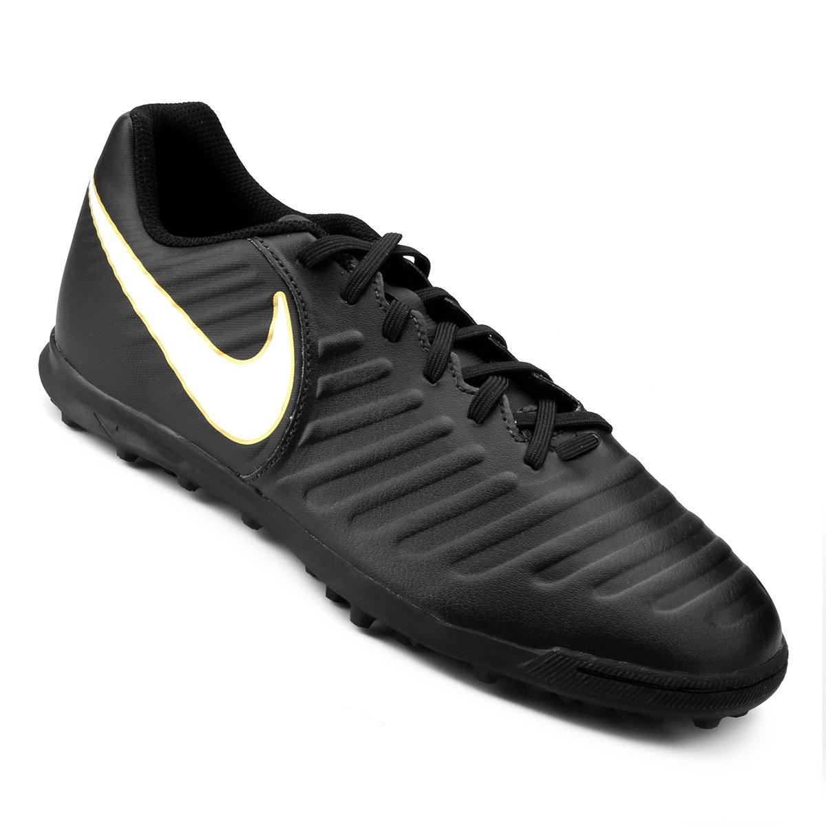 996bd5dbb3 Chuteira Society Nike Tiempo Rio 4 TF