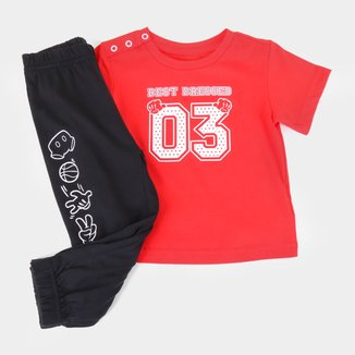Conjunto Infantil Adidas Disney Set