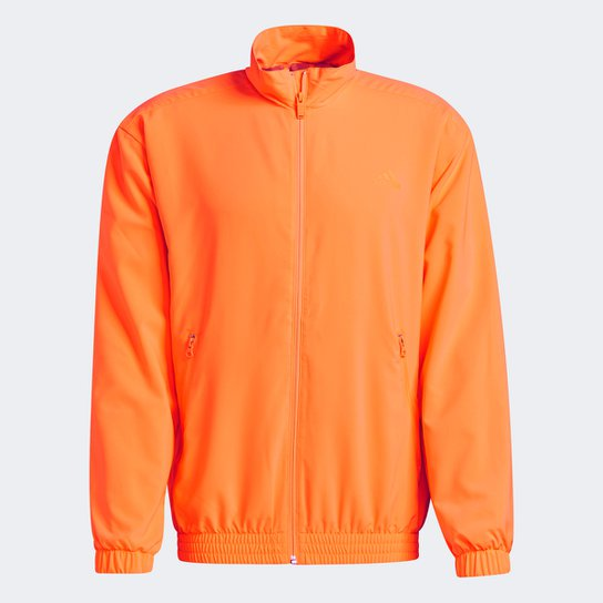 Jaqueta Adidas Bic Woven Masculina - Laranja