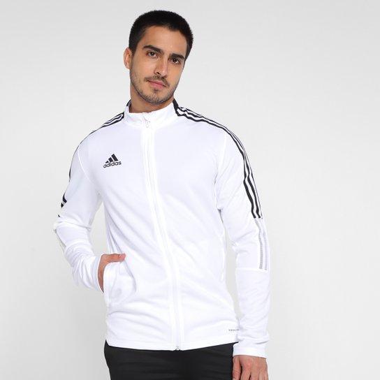 Jaqueta Adidas Tiro 21 Masculina - Branco