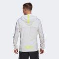 Jaqueta Corta Vento Adidas Translúcida Marathon Impermeável Masculina