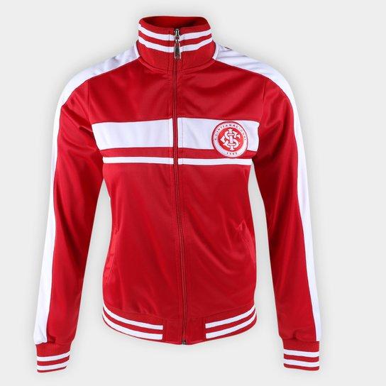 Jaqueta Internacional Feminina - Vermelho