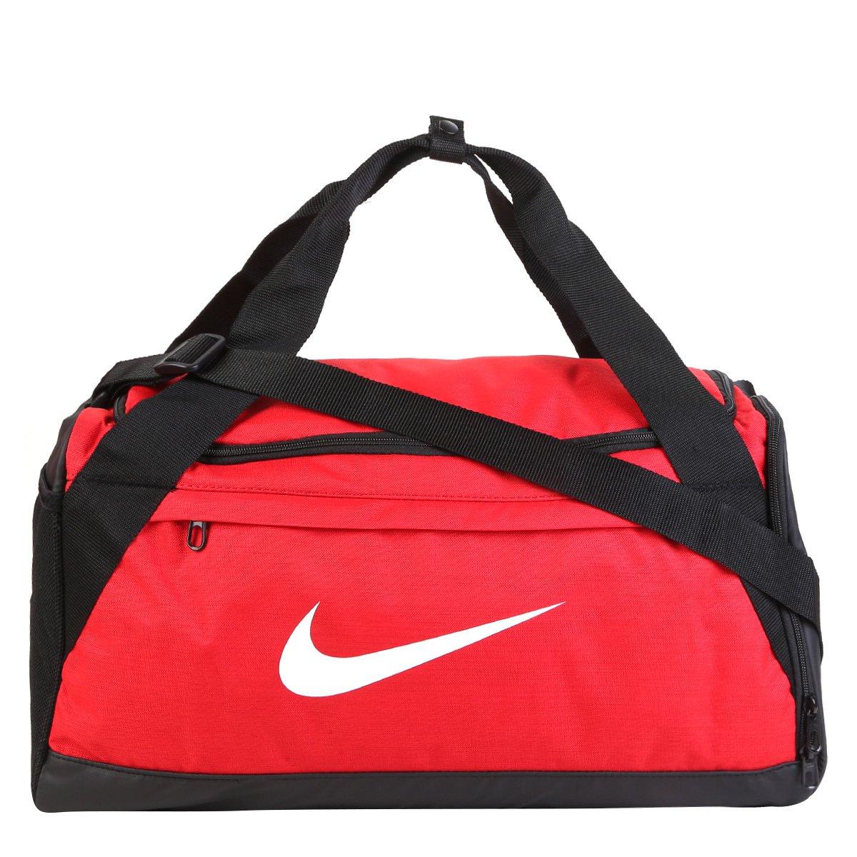 80e8dd2f7 Mala Nike de Treino Duffel Brasília - Vermelho | Loja do Inter